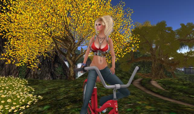 model poses_013